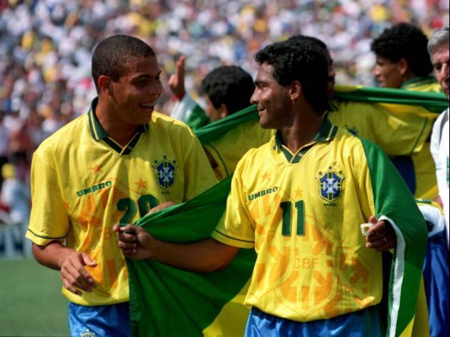 1994 World Cup - Romario inspires Brazil triumph