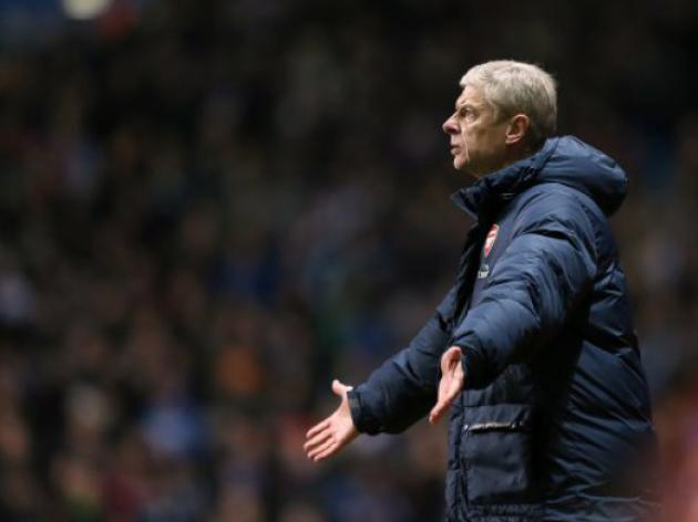 Wenger desperate to fill FA Cup void