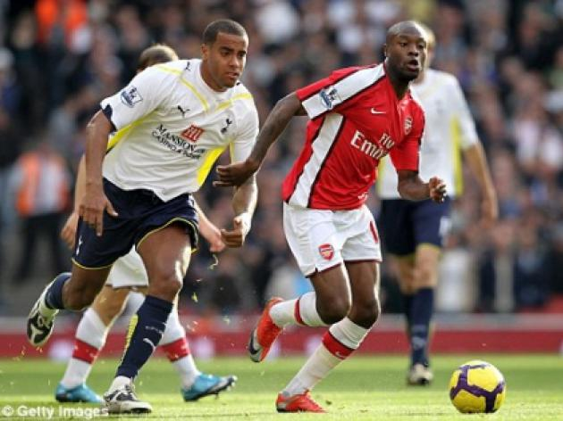 Don't panic, cries Wenger after Arsenal are hit by Gallas injury blow