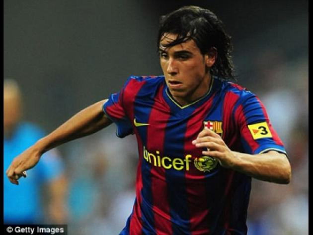 Manchester City sign Barcelona old boy Gai Assulin