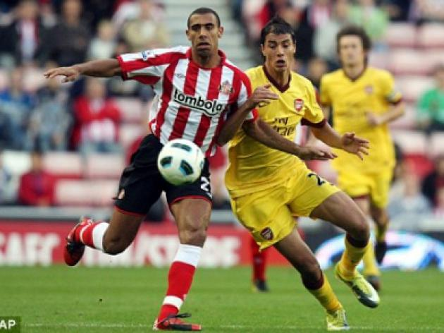 SUNDERLAND v Man United: Anton Ferdinand fit again with Craig Gordan also in contention