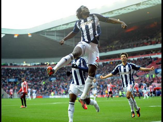 West Brom 0-1 Stoke: Match Report