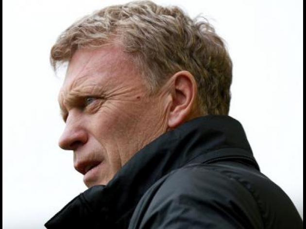 Moyes issues United challenge