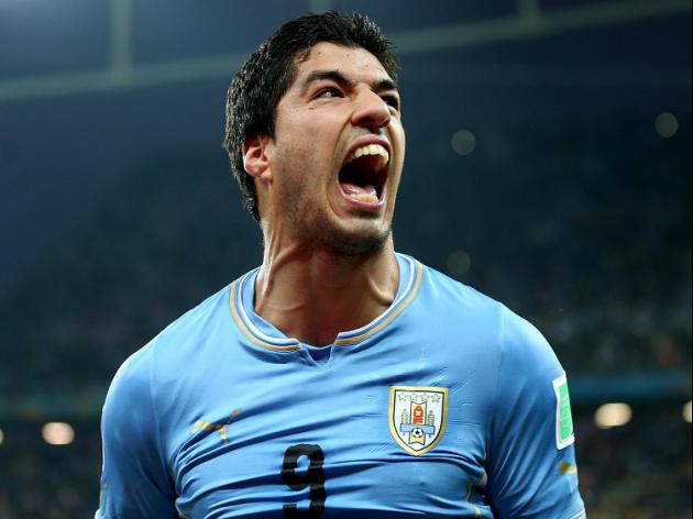 FIFA probes Suarez 'bite' incident