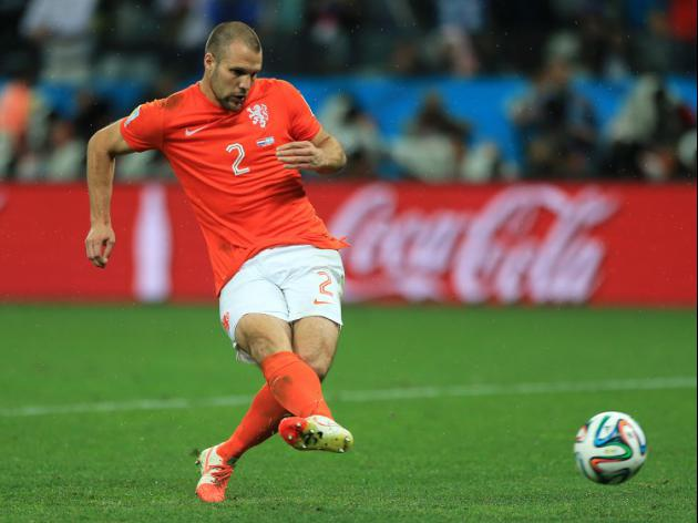 Vlaar: No whingeing about miss
