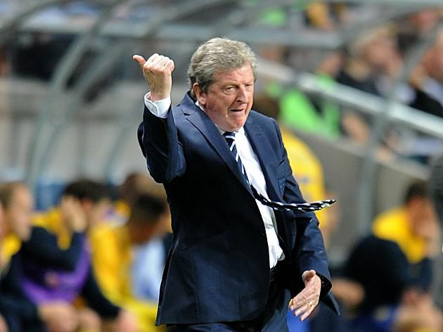 Hodgson refuses to look back