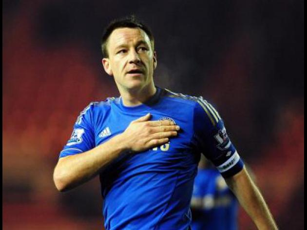 Mourinho: Terry is club captain