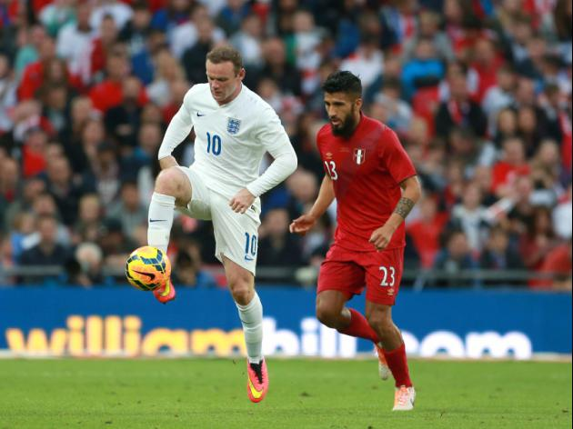 England must remove the safety net that is Rooney