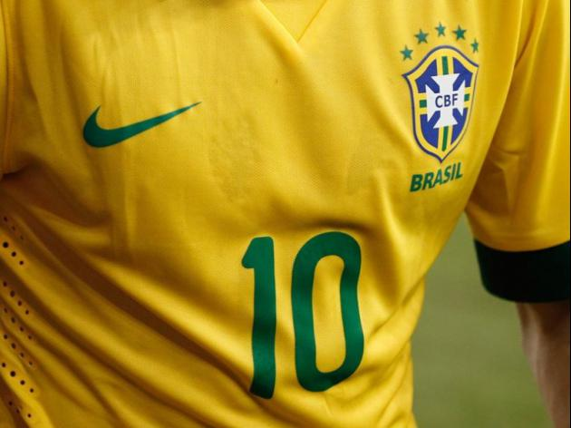 World Cup 2014 - 35 days to go: Teams - Brazil