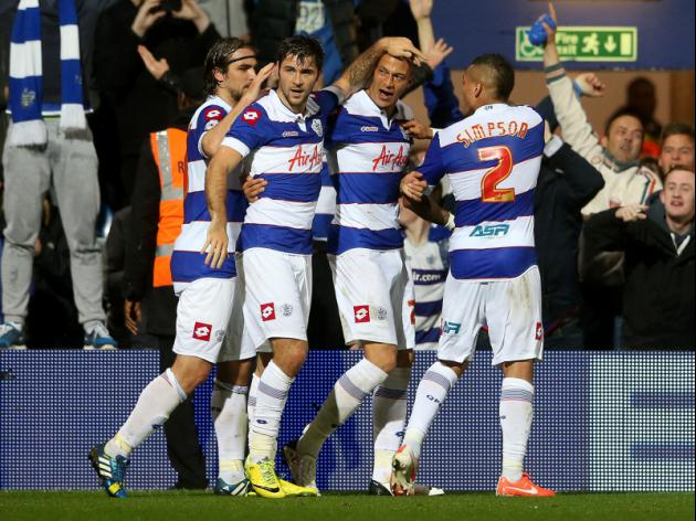 Austin double fires QPR into play-off final