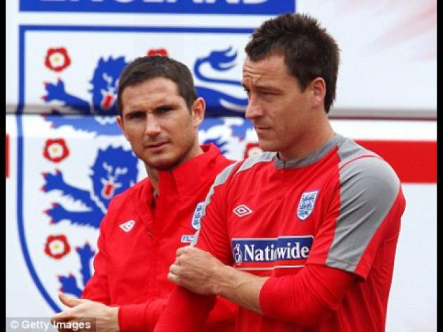 Carlo Ancelotti: I'll rest England stars John Terry and Frank Lampard for Capello
