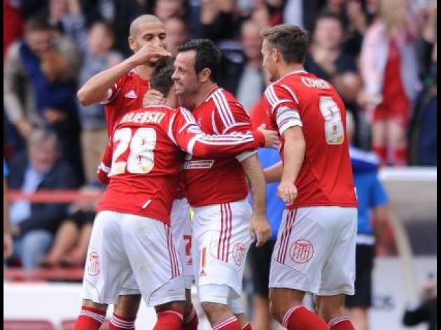 Nottm Forest 4-1 Blackburn: Match Report