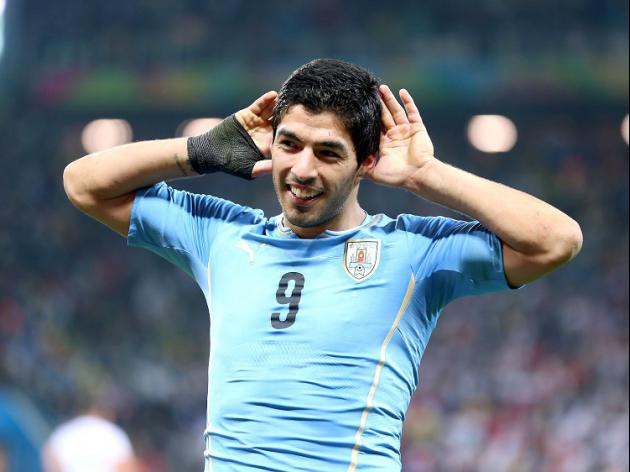Suarez '100 per cent' Barcelona player