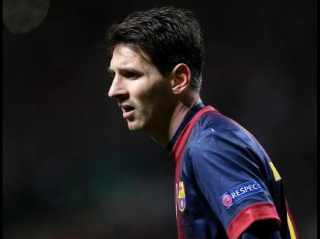 Messi signs new Barcelona contract extension