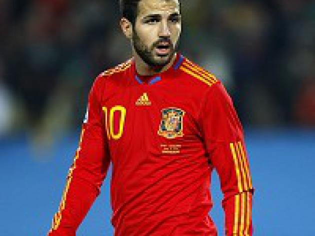Fabregas could face Germany