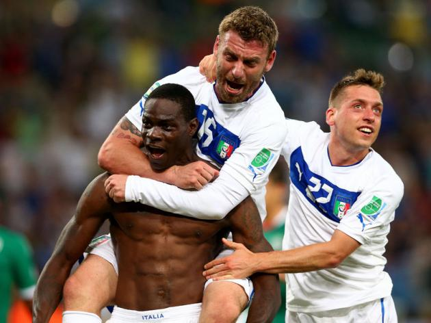 Italy coach blasts silly match-winner Balotelli