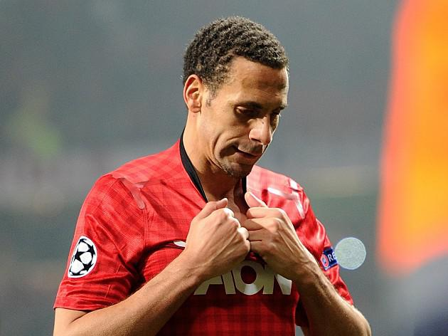 No sanction for Ferdinand after sarcastic applause