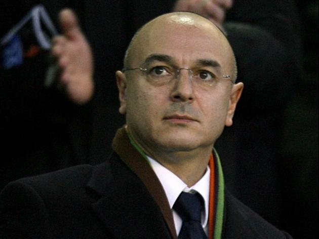 Levy eyes key additions for Spurs