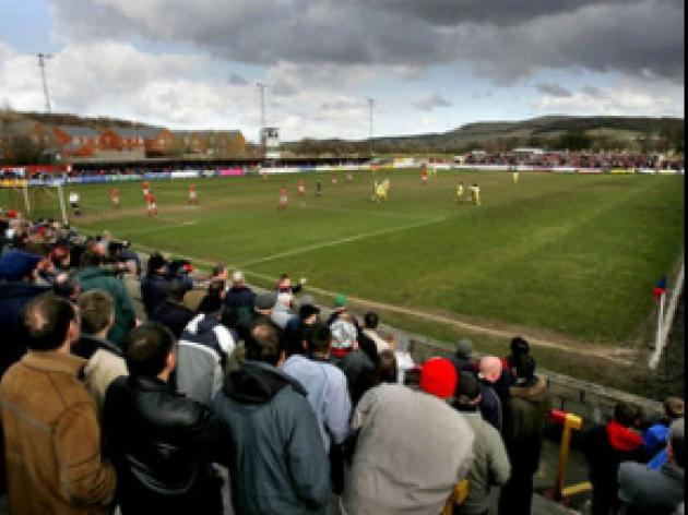 Stanley v Shrews clash rained off