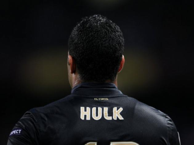 Tottenham look to beat Chelsea to Hulk signing
