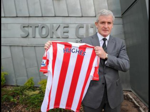 Mark Hughes urges Stoke fans to trust owners