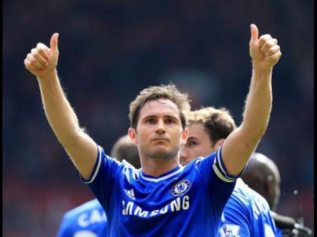Lampard makes New York move