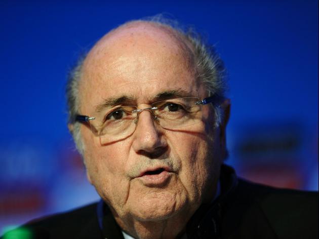 Stadium shutdowns concern Blatter
