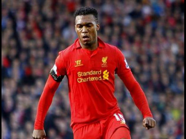 Liverpool upbeat over Sturridge fitness