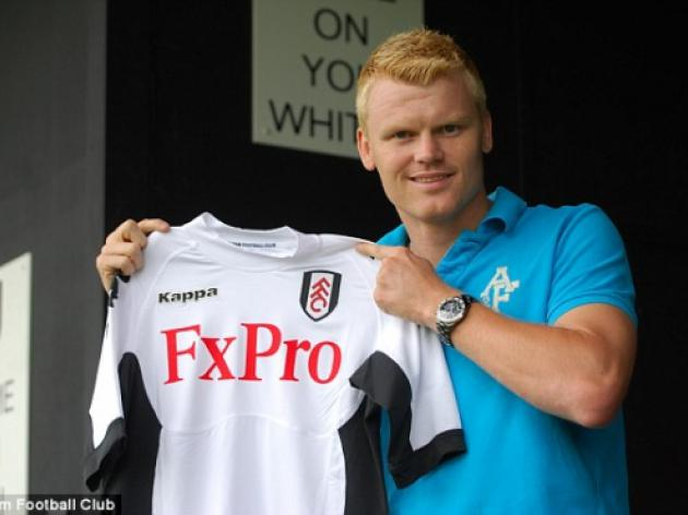 John Arne Risse completes Fulham switch