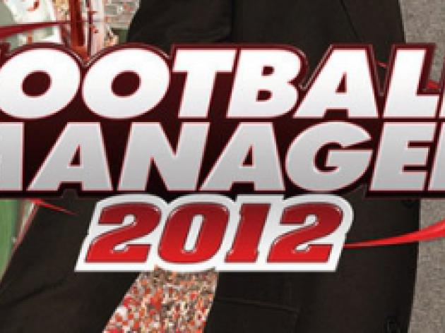 Football Manager 2012: Out on Friday