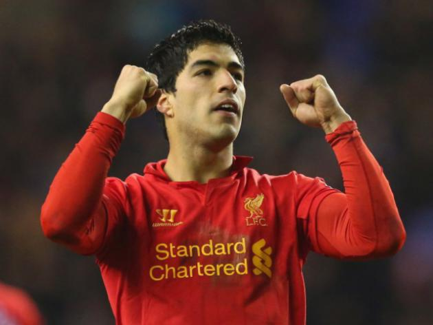 Time to get the violins out for Liverpool's Luis Suarez