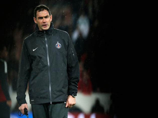 A future candidate to lead England, Real Madrid assistant Paul Clement