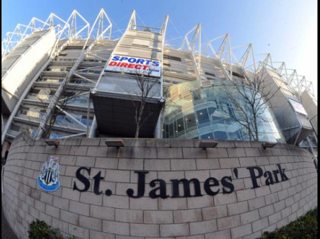 Toon to get St James' Park back