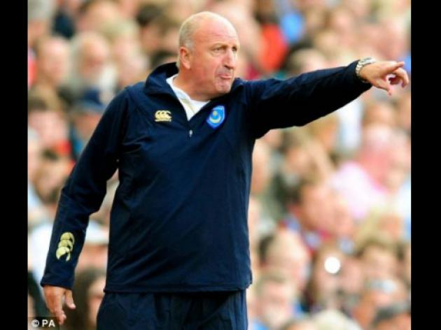 Long injury list troubles Paul Hart as Portsmouth search for some Cup form