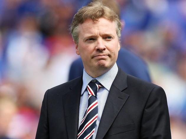Rangers: No Whyte investment