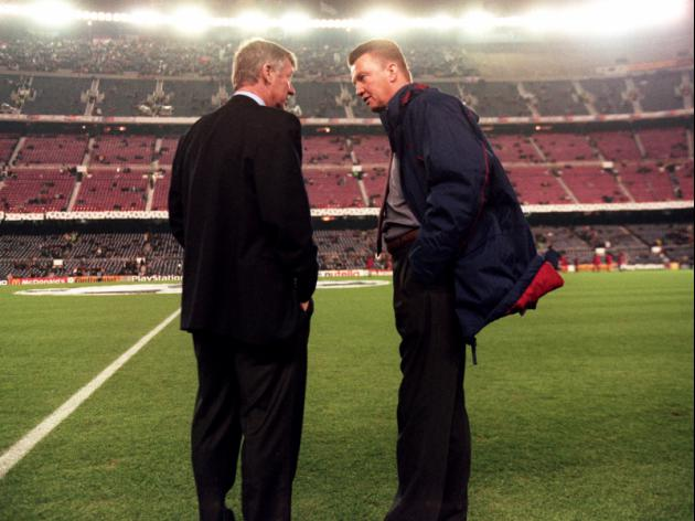 Five Similarities Between van Gaal and Fergie
