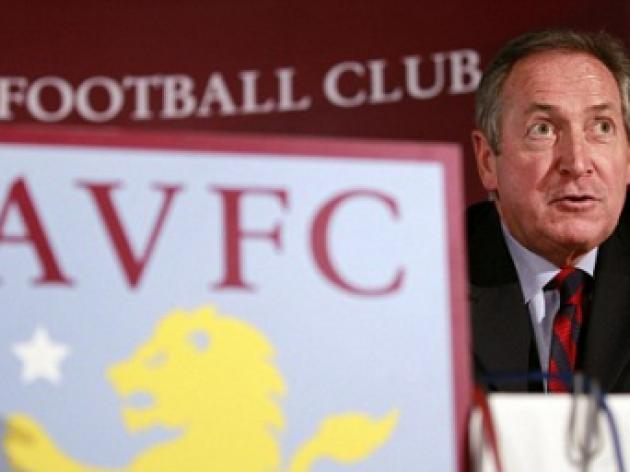Gerard Houllier expected Martin O'Neill to succeed him at Anfield