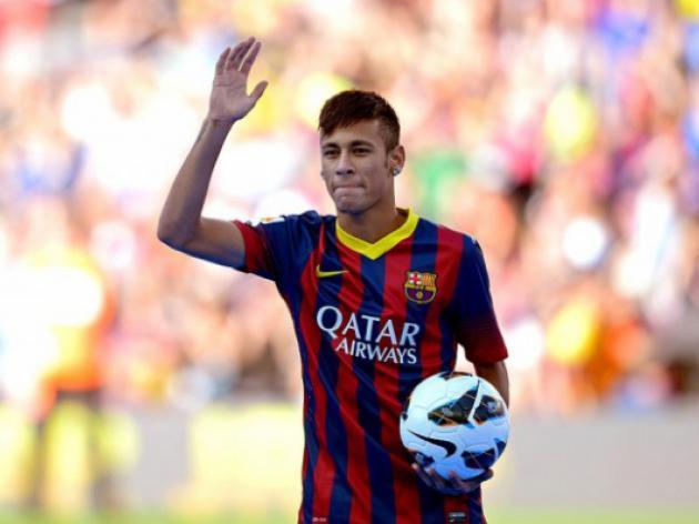 Neymar's Arrival Will Shuffle FC Barcelona Up