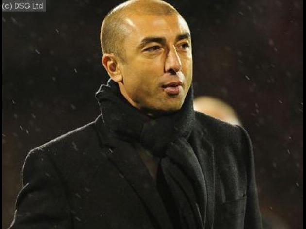 Di Matteo could leave England behind