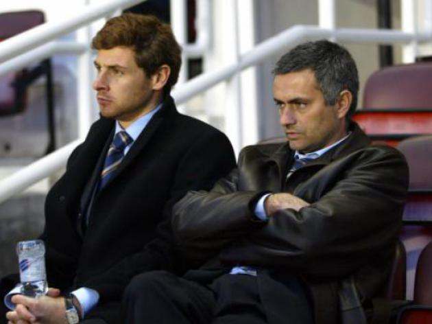Battle of the Portuguese Big-Shots: Mourinho and AvB