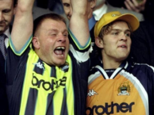 Andy Morrison: Manchester City Warrior