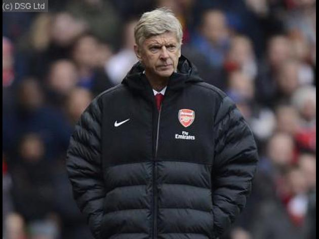 Wenger not gunning for United revenge