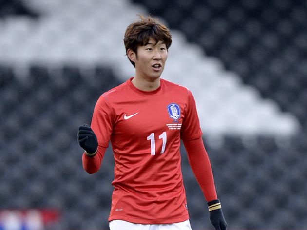 Son Heung-Min heading to Leverkusen say Hamburg