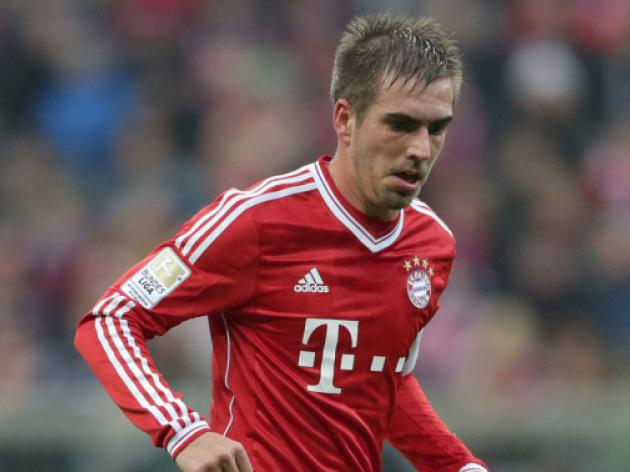 Bayerns Lahm to miss next two games