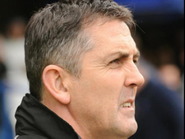 Coyle wary of underdog Dons
