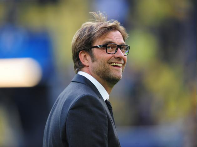 Klopp to Man United? No chance