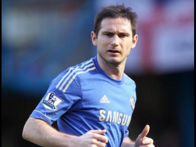 Chelsea deny Lampard contract talks