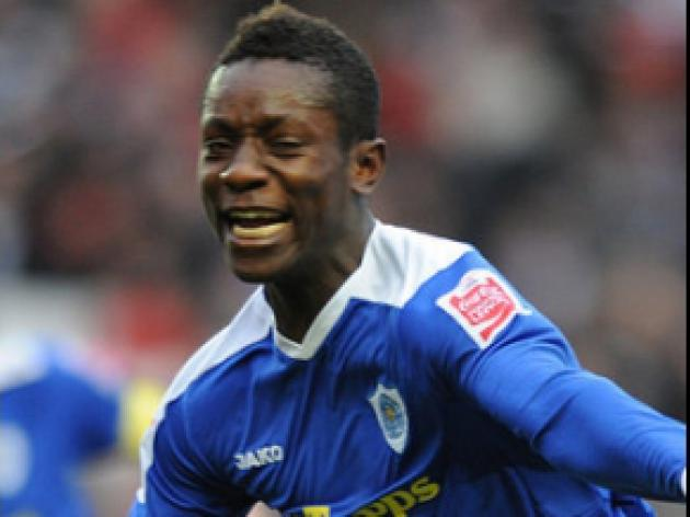 Leeds boss wants Gradel extension