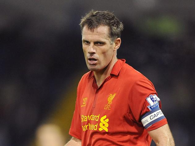 Liverpool's door open to Jamie Carragher