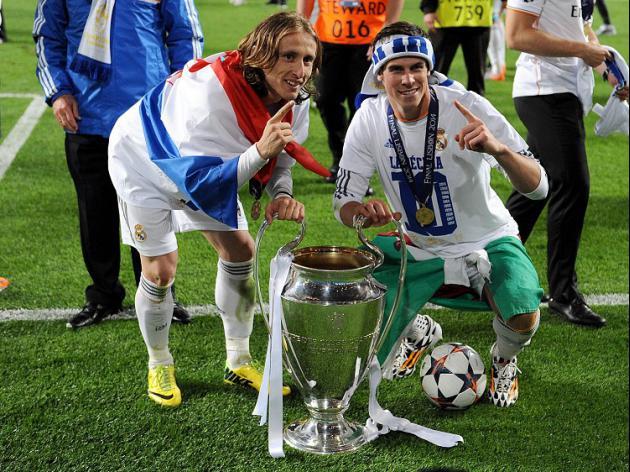 Ancelotti hails Gareth Bale after UCL performance